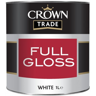 Peinture Crown Trade Full Gloss
