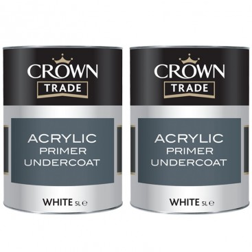 Acrylic Primer Undercoat Crown Trade