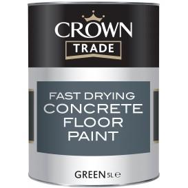 Peinture Crown pour sols Concrete Floor