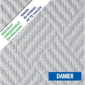 Fibre de verre toile Damier