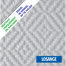 Fibre de verre toile Losange