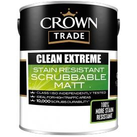 Peinture mate très lavable Clean Extreme