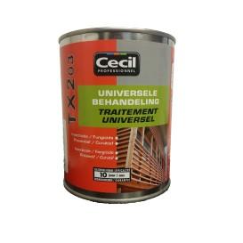 Insecticide et fongicide pour bois intérieur et extérieur Cécil